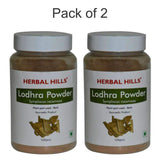 Powder - Lodhra Powder - 100 Gms - Pack Of 2