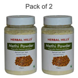 Powder - Methi Seed Powder - 100 Gms - Pack Of 2