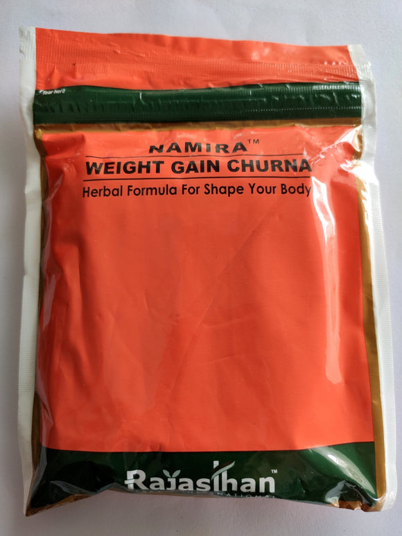 Powder - Namira Weight Gain Churan - Rajasthan Herbals