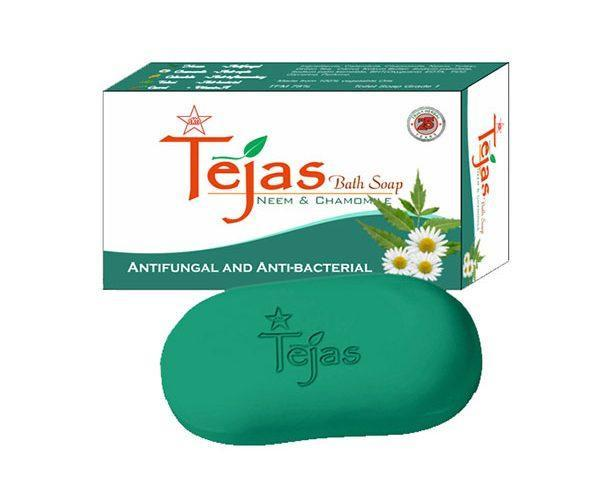 Soap - Tejas Neem Chamomile Soap 75g