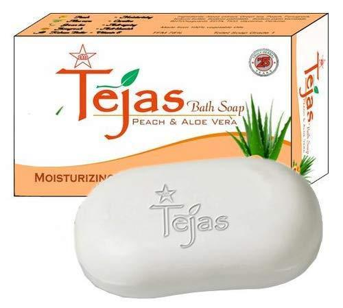 Soap - Tejas Peach & ALoevera Soap 75g