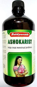 Baidyanath Ashokarishta 450ml for Women's problems - Ayur Space