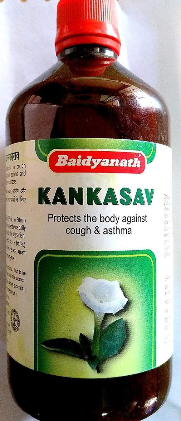 Baidyanath Kanakasava 450ml - Ayur Space