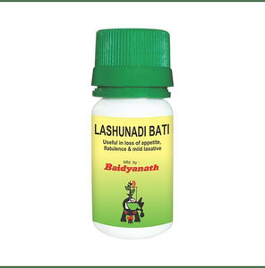Baidyanath Lasunadi Tablet - Ayur Space