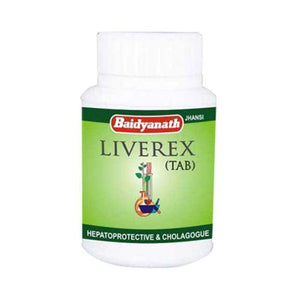 Baidyanath Liverex Tablet - Ayur Space