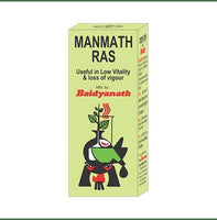 Baidyanath Manmath Ras Tablet - Ayur Space