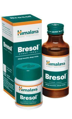 Bresol Tablets 60s pack - Ayur Space