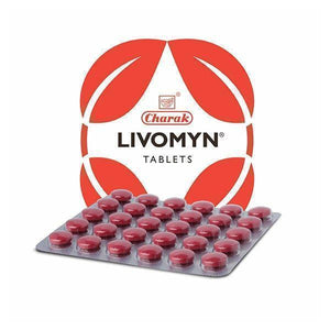 Tablets - Charak Livomyn Tablets 30Tablets