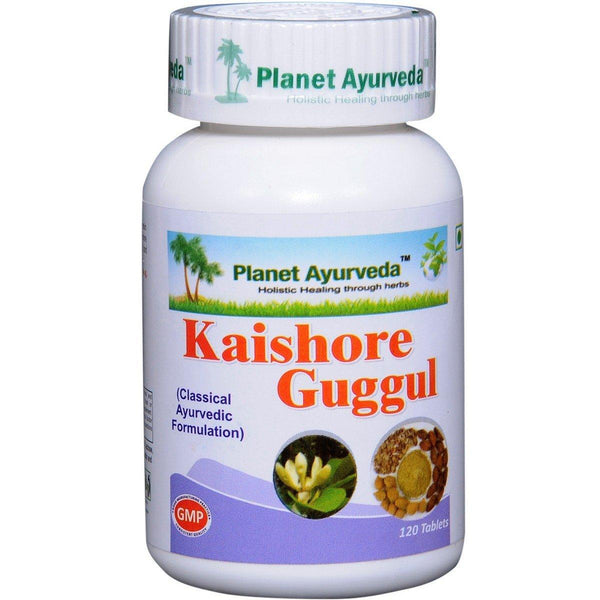 Tablets - Kaishore Guggul -120 Tabs