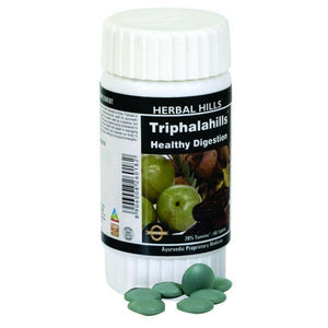 Triphalahills 60 Tablets - Natural Herb for Digestion - Ayur Space