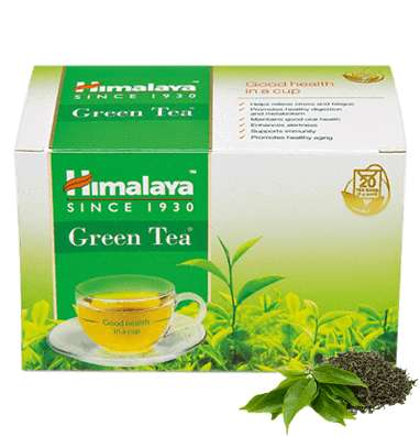 Himalaya Green Tea - 20s - Ayur Space
