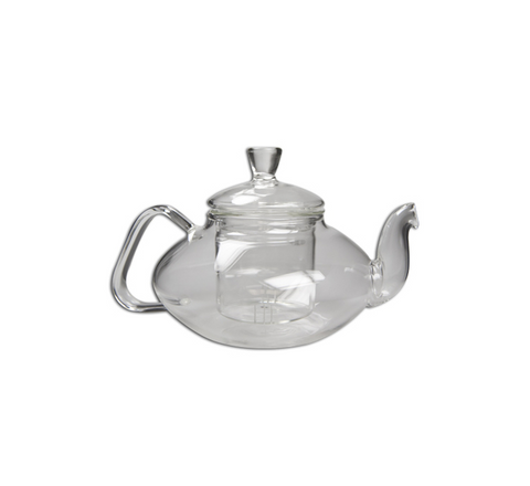 Regent Glass Teapot with Stainless Steel Infuser (800ml)