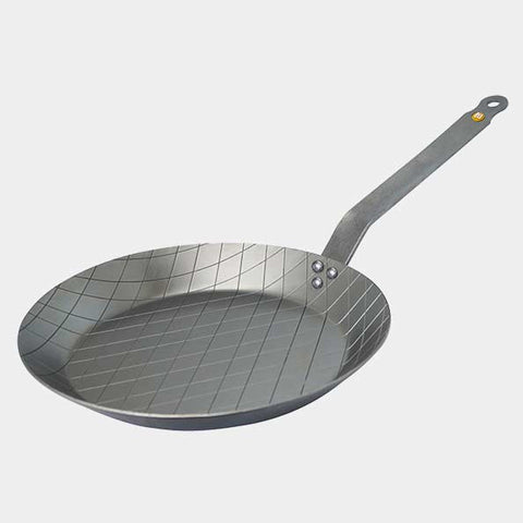 De Buyer Mineral B Element Steak Pan