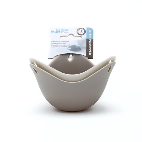 Kitchen Inspire by Anzo Egg Poacher Pods (2 Piece)