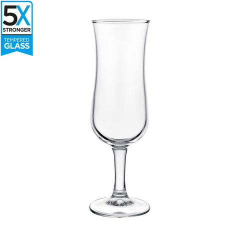 Hostelvia Breval Tempered Champagne Flutes (Set of 12)