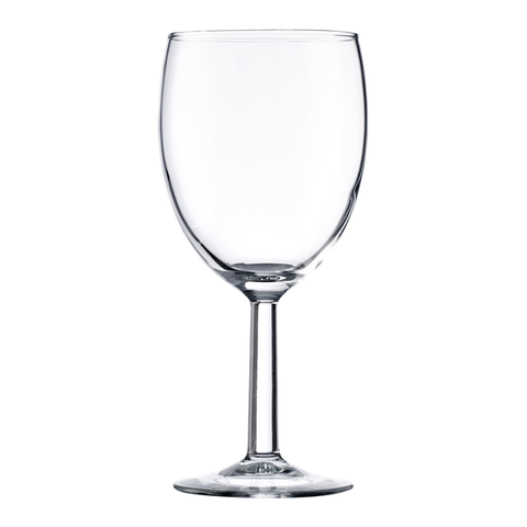 Hostelvia Airen Tempered Wine Glass (Set of 12)