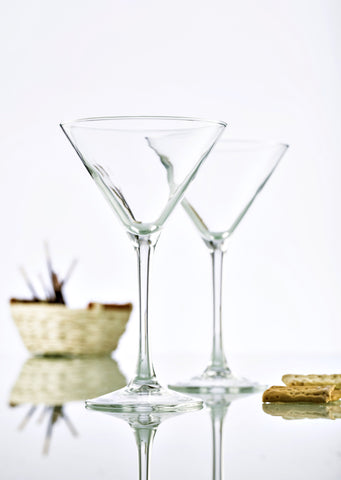Hostelvia Cocktail Glasses (Set of 6)