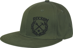 Crested Flexfit -OD Green