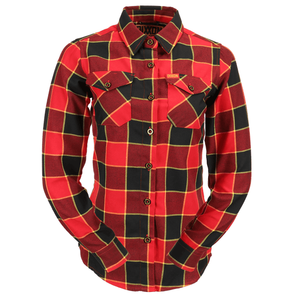 Women's Leatherneck Flannel