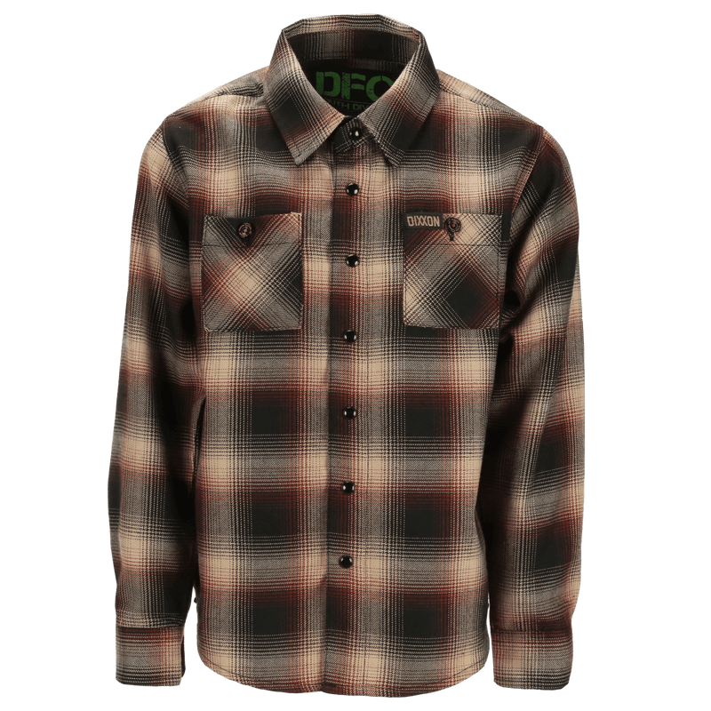 Youth Moreno Flannel