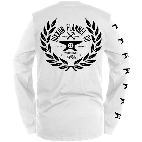 Union Approved Long Sleeve T-Shirt