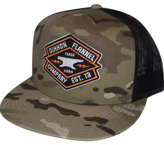 Forged Tan-Camo Hat