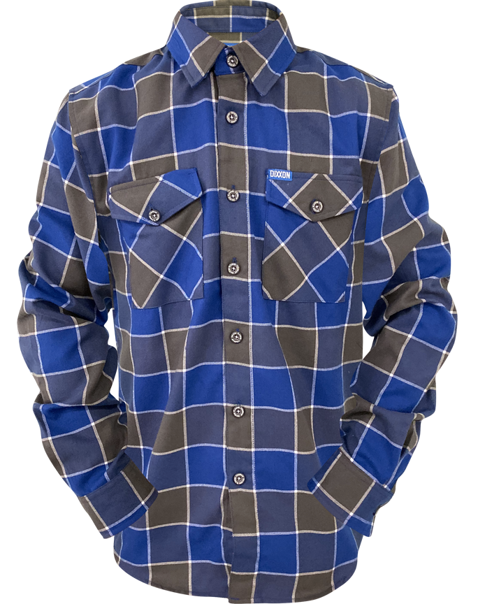 Layback Flannel