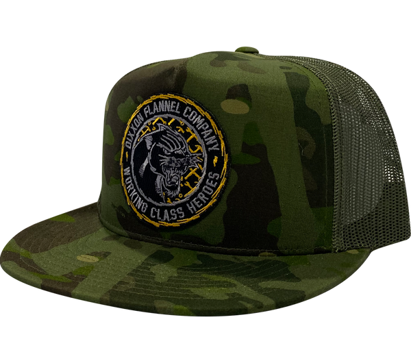 Panther Hat (More Color Options)