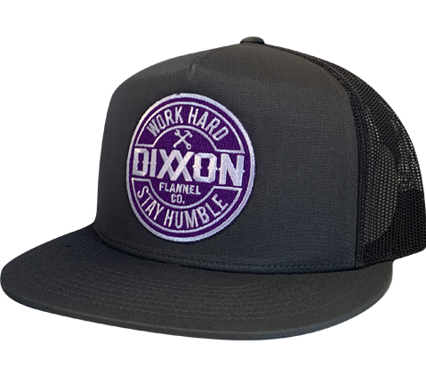 Purple Stay Humble Hat(More Color Choices)