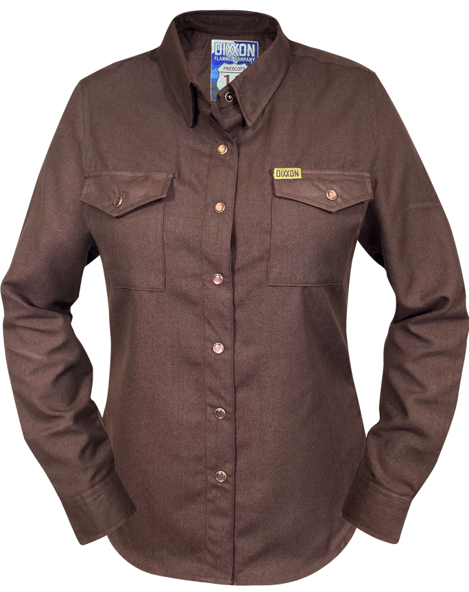Women's Prescott Flannel