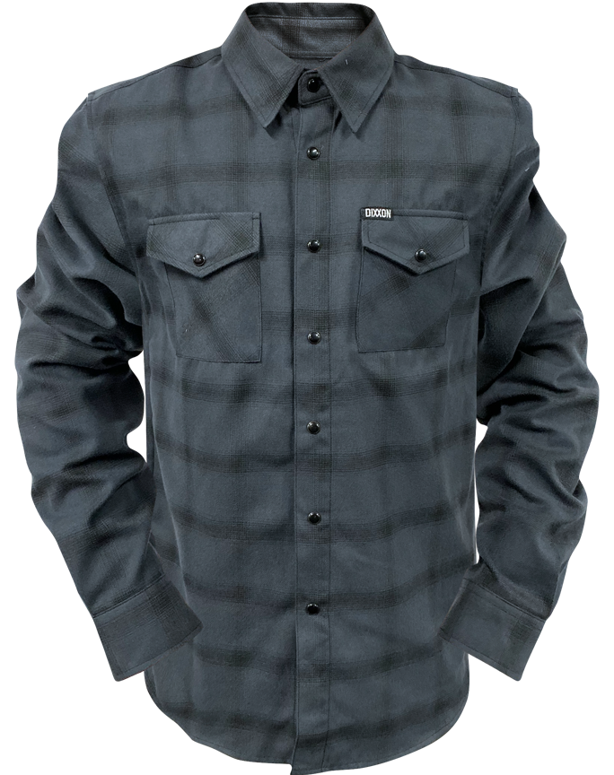 Grayscale Flannel