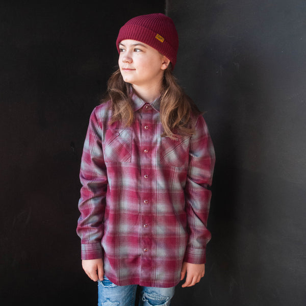 Youth Pinot Flannel