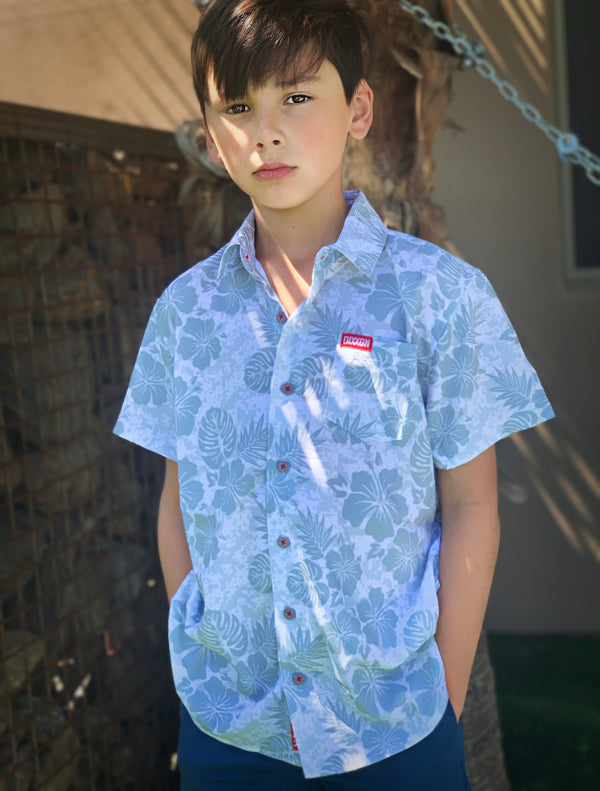 Youth Leilani Short Sleeve