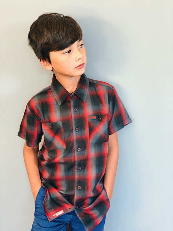 Youth Corazon Bamboo Short Sleeve