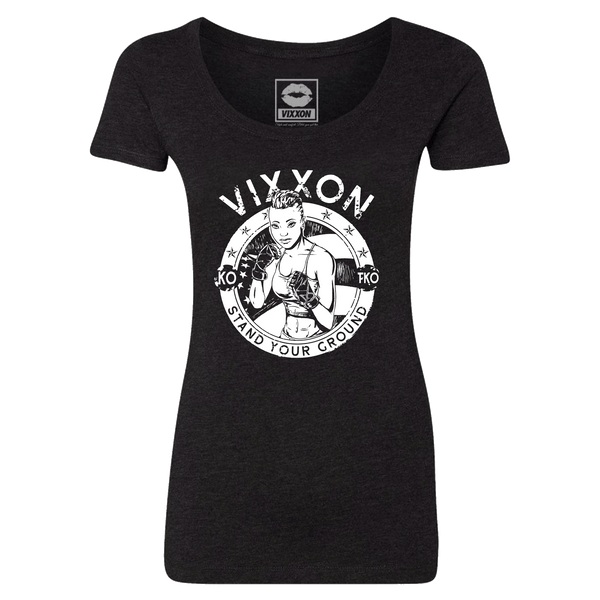 Stand Your Ground Vixxon Tee