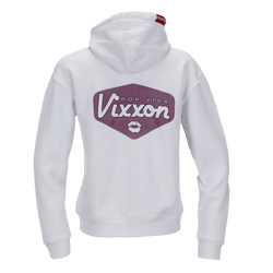 Badge Vixxon Zip Up Hoodie