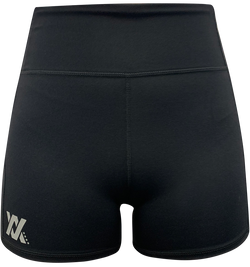 Vixxon Tech Shorts - Black