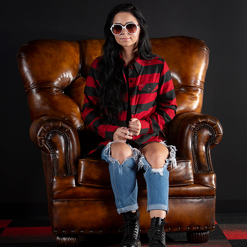 Women's Cobain Flannel