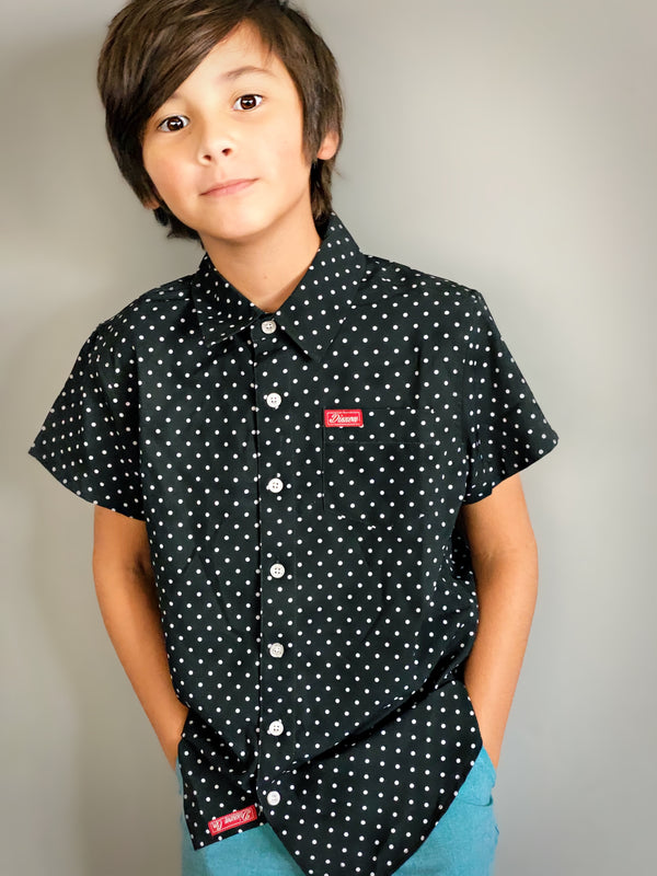 Youth Milton Short Sleeve