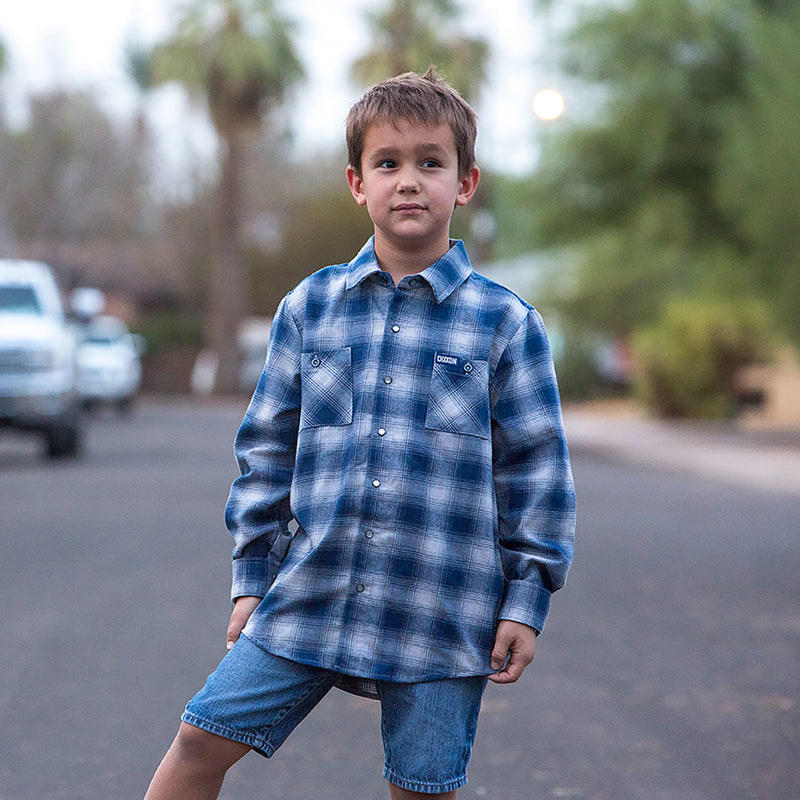 Youth Midway Flannel