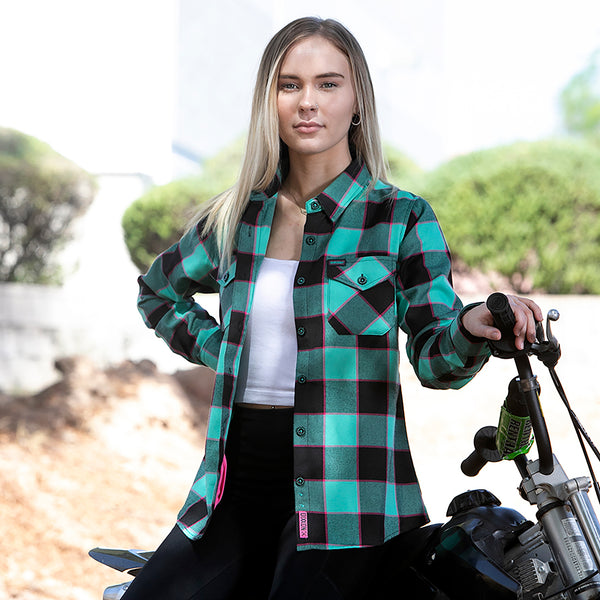Women's Shreddy Flannel