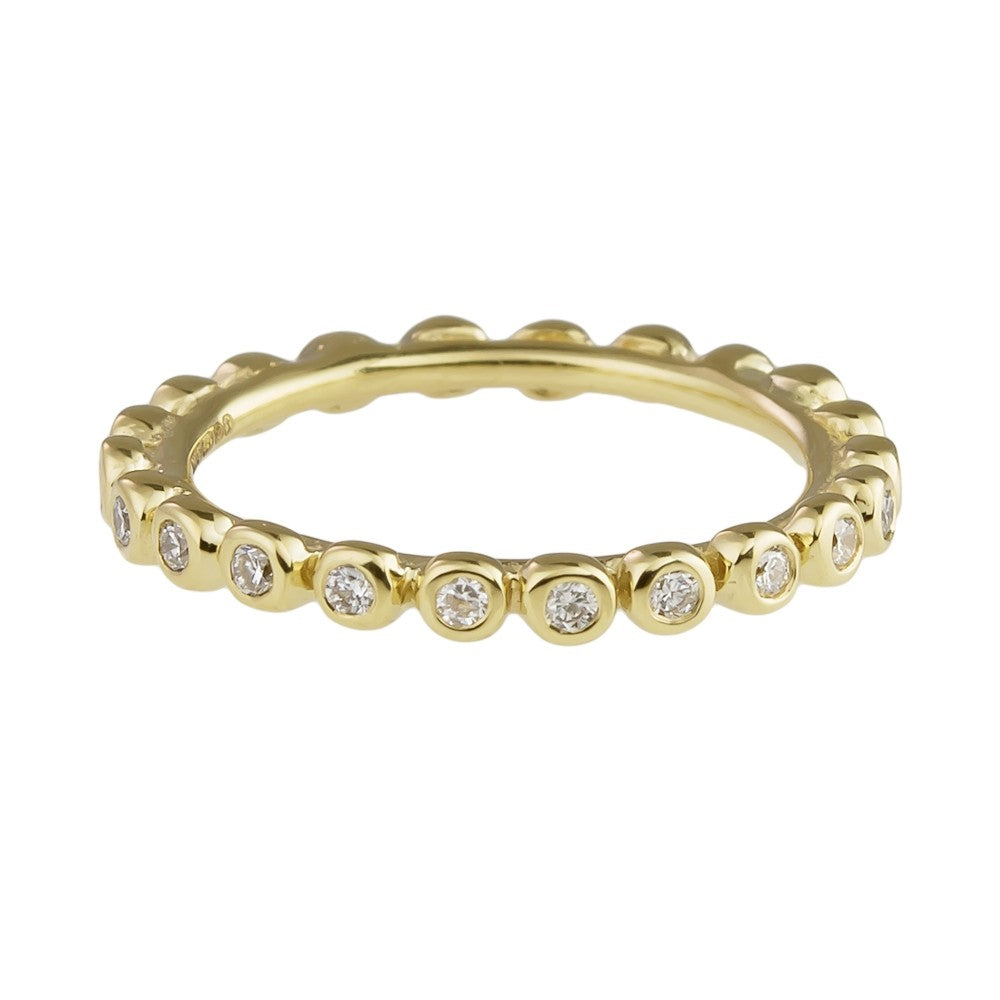 Inès Eternity Diamonds Ring