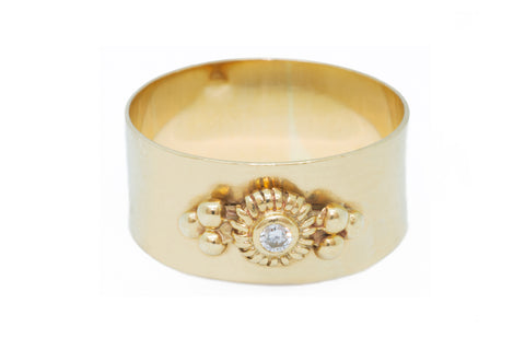 BAGUE CIGARE