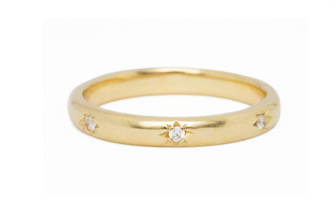 BAGUE ETERNITY STAR
