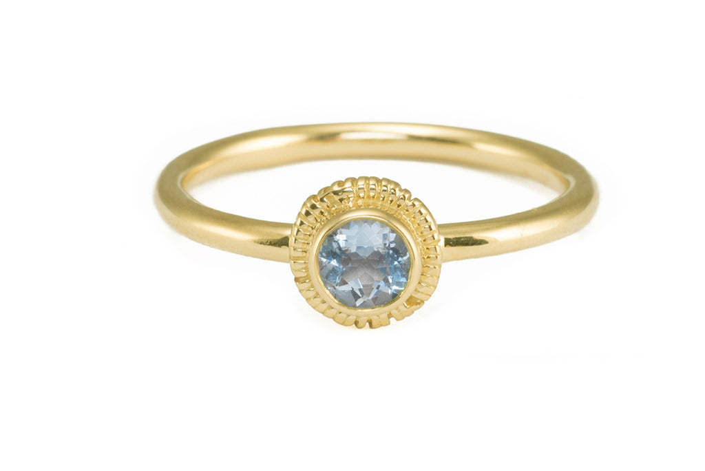 SOLITAIRE RING L