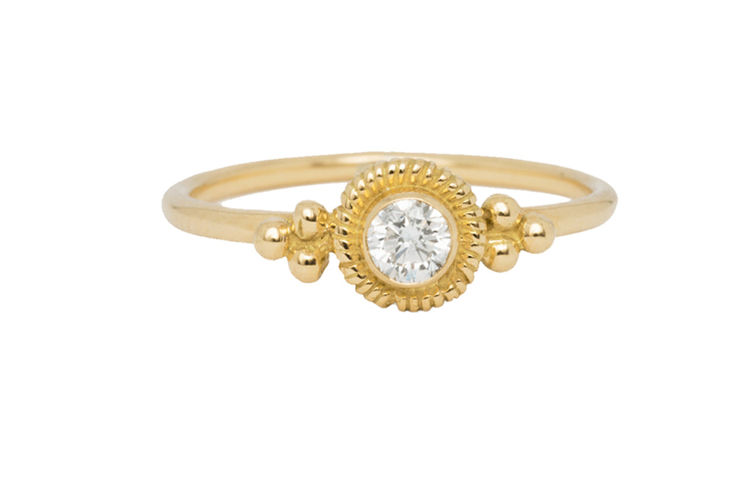 SOLITAIRE L RING