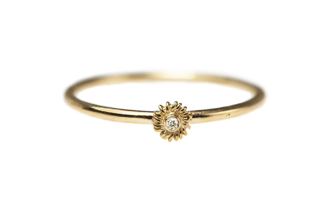SOLITAIRE RING XS