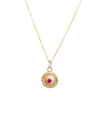 COSMOS ROUND NECKLACE
