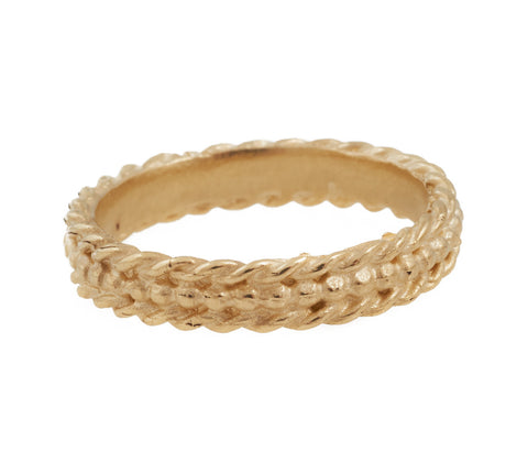 Narrow Plaited Band