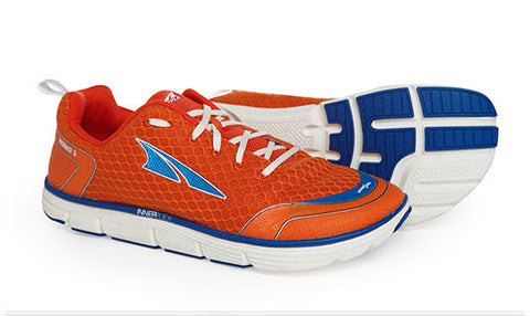 Instinct 3.0 Men's - Orange/Blue